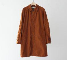 NAISSANCE / SOUTIEN COLLAR COAT color : brown
