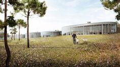 1. Preis für BIG in Montpellier / Körper-Museum - Architektur und Architekten - News / Meldungen / Nachrichten - BauNetz.de