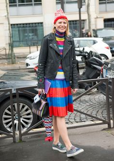 Street Style Way To Wear Beanies | StyleCaster