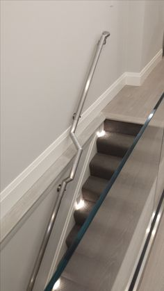 Glass Railing, Railings, Stairs, Home Decor, Stairway, Decoration Home, Room Decor, Floating Stairs, Staircases