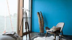 Używany przez starożytnych Rzymian do opisu piękna błękitu nieba, kolor modry…