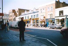 1999 Secondo viaggio a Londra