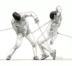 The Art of Fencing Portfolio 2009-2010 on Behance
