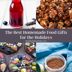 The Best Homemade Food Gifts for the Holidays