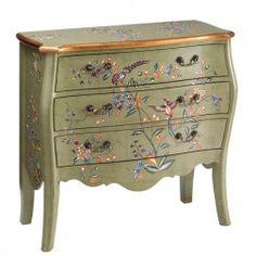 Coqueta con espejo principios siglo xx c modas - Mueble oriental madrid ...