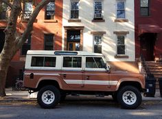 1983 Land Rover One Ten County Five-door Station Wagon