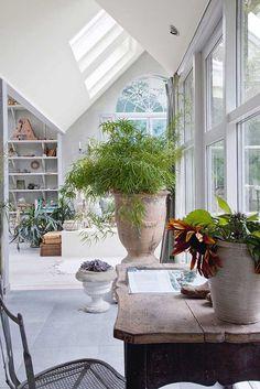 Mix di stili in una casa danese   Shabby Chic Mania by Grazia Maiolino