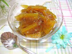 DULCE DE LECHOSA, Dulce de Papaya