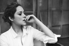 Marion Cotillard photographed by Ruven Afanador
