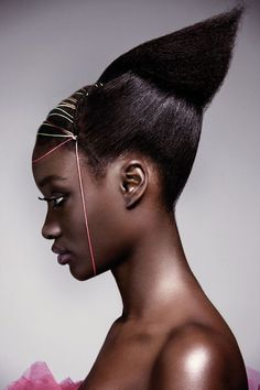 Spectre Collection by X-Presion Creativos & Saco Creative Team | See more #hair collections on www.salonmagazine.ca
