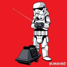 Stormtrooper by Sublevel Studios
