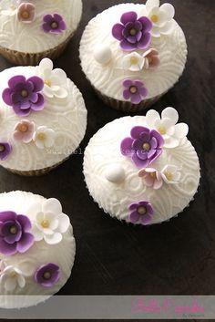 Such cute cupcakes