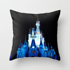 Where+Dreams+Come+True+Throw+Pillow+by+Josrick+-+$20.00