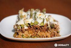 Rakott spárga Paella, Fried Rice, Mashed Potatoes, Cooking, Ethnic Recipes, Food, Minden, Whipped Potatoes, Kitchen