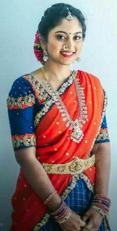 36 Ideas Jewerly Photography Model Necklaces Hair For 2019 Wedding Saree Blouse Designs, Pattu Saree Blouse Designs, Half Saree Designs, Fancy Blouse Designs, Boho, Varanasi, Modern, Bikini, Vintage
