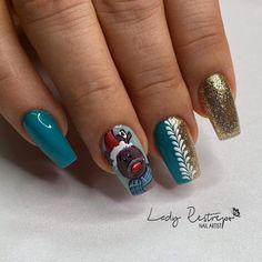 Christmas Nails, Xmas Nail Art, Xmas Nails