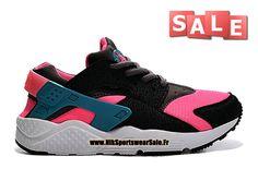 Nike Huarache Run (PS) - Chaussure Nike Sportswear Pas Cher Pour Petit  Fille(