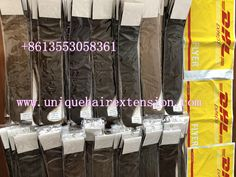 Our factory produce the best quality human hair extensions to hair salons, the hair very soft, tangle free no shedding, also can produce your own color ring. Our factory have many tape in hair extensions ready to ship, various hair length and color you can choose, can ship at once. We also produce hand tied weft, clip in extensions, hair weft, keratin hair.etc Contact us www.uniquehairextension.com and email us sales@uniquehairextension.com to get more information. Keratin Hair, Hair Salons, Tape In Hair Extensions, Hair Weft, Unique Hairstyles, Color Ring, Fashion Colours, Hair Lengths, Ship
