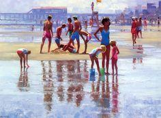 Howard Behrens Paintings, Art Print, Art Wallpapers, PrintsHoward Behrens Paintings Art 1178 x 864