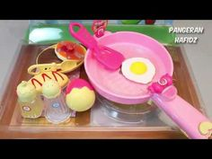 Mainan Anak ❤ Mainan Masak Masakan ❤ Hadiah Telur ❤ Play Doh Toys