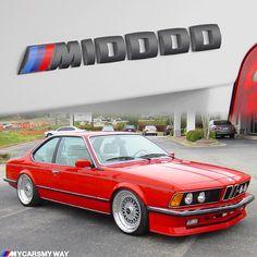 #M635CSi #BMWM6