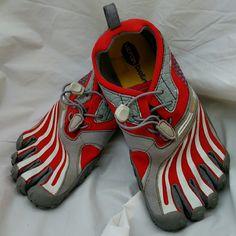 Vibram Fivefingers Barefoot Five Finger Toe Shoes Super Nice Condition Vibram Shoes Athletic Shoes