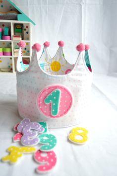 Coronas De Princesas Reversibles!! | <hr><hr>