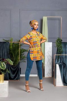 How To Select Little One Dresses African Print Shalla Top Latest African Fashion Dresses, African Dresses For Women, African Attire, African Wear, African Women, African Style, African Print Clothing, African Print Fashion, African Prints