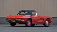 1962 Chevrolet Corvette Big Brake Fuelie   T108.1   Kissimmee 2018