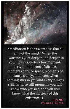 Osho Quotes On Life, Wisdom Quotes, Advice Quotes, Awakening Quotes, Spiritual Awakening, Consciousness Quotes, Higher Consciousness, Live And Learn Quotes, Mindfulness Meditation