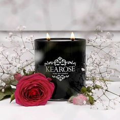 We've just received a new shipment of these gorgeous Kearose candles.  With new and improved packaging these beauties smell just as gorgeous but look even better!  Perfect for adding some home comfort on those cold nights <3  Check out the range over at For Keeps #kearose #candle #candlelove #soycandle #nzmade #forkeepsstore
