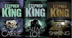 Columnist Revisits Stephen King's Work in Chronological Order, One Horror at a Time