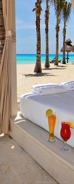 Cancun @Natalia Ramos Castro este viaje no se queda, lo tenemos que hacer!!!