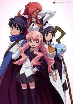 familar zero anime - Bing Images