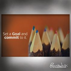 When you SET A GOAL, nothing should come in your way of achieving it. COMMIT 100% to the outcome you want to achieve. Success doesn't come without EFFORT. Successful individuals are often the most committed to what they're working toward. #BoardwalkPH #BoardwalkFashion #Inspirations #Quotes instagram@BoardwalkPH www.facebook.com/BoardwalkPH www.twitter.com/BoardwalkPH