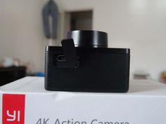 Test Xiaomi Yi Cam 4K - micro usb et micro sd