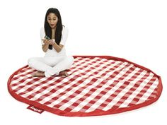 cuizine : De leukste picknickaccessoires - Picknickdeken - FATBOY