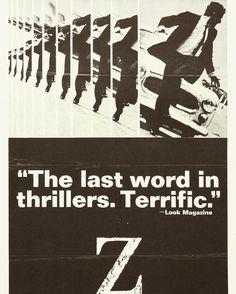 """Bugünkü zihin açıcı ilk önerimiz Costa Gavras'ın Z filmi. Yunanistan'ın 12 Eylül'ünü anlatan filmin jeneriğinde dönemde yasaklanan şeylerin uzun bir listesi akar :Uzun saç, mini etek, ansiklopedi, Beatles, Dostoyevski, Çehov,Beckett, basın özgürlüğü, sosyoloji, eşcinsel olduğunu açıklamak, Rus tarzı kadeh kaldırma modern matematik ve z harfi. Z harfi eski Yunancada """"yaşıyor"""" anlamına gelen ve direnişin ölmediğini simgeleyen bir harftir. Bu disütopik dönemde dayatılan tüm yasaklara rağmen…"""