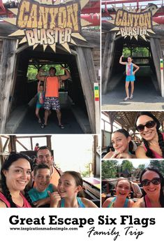 Our July 4th day trip to Great Escape SIx Flags in Glens Falls, NY! Come see all the fun and learn what our favorite rides were!