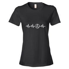 WOMEN'S short sleeve t-shirt, white logo