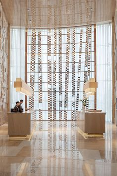 Marriott Expands Courtyard Footprint In Eastern China with the Opening of Courtyard by Marriott Hangzhou Qianjiang Lobby