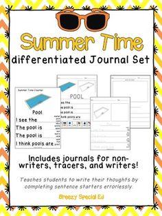 24 best esy summer school special ed images summer school