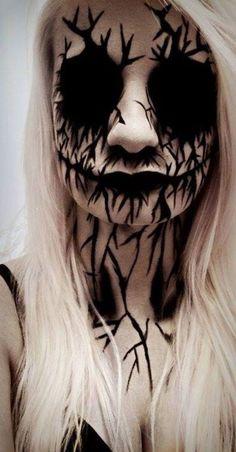 Halloween makeup More