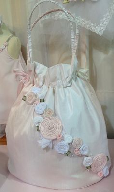 Christening Bag - Treasured Favours