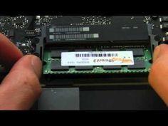 Tutorial Guida come sostituire la Ram ad un Macbook
