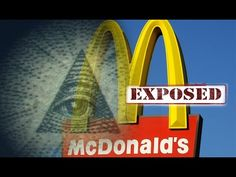 McDonalds EXPOSED! Hardcore iLLUMINATI + Happy Meal OCCULT - YouTube