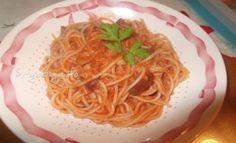 Τονομακαρονάδα Spaghetti, Ethnic Recipes, Food, Meals, Yemek, Spaghetti Noodles, Eten