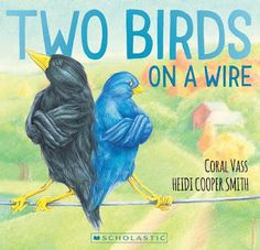 Dim's Write Stuff: Two Birds on a Wire - Balancing with Heidi Cooper Smith