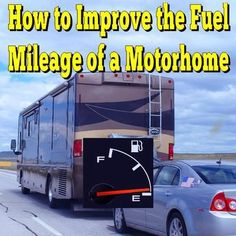 How to Improve the Fuel Mileage of a Motorhome * * The picture at the top of this page by bradleygee reprinted under Creative Commons License  I have a 2008 Gulfstream Endura with a Chevy diesel engine.