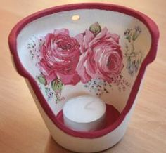 Rosen Windlicht  http://bastelzwerg.eu/romantisches-Windlicht-Rose-shabby-chic?source=2&refertype=1&referid=5